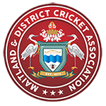Maitland & District Cricket Association Logo